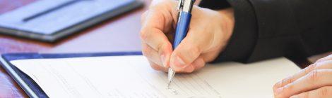 Signature du Contrat Territorial Clain aval